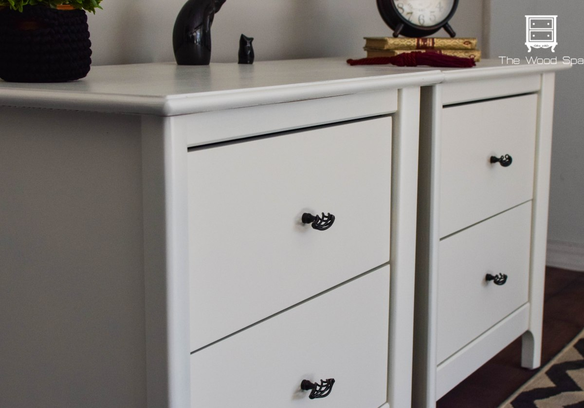 Dresser And Nightstands With Valspar Furniture Paint Again The Wood Spa By Pat Rios