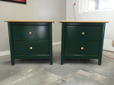 green painted furniture. Painted Green Furniture. This Time I Decided To Take The Plunge And Do Exactly As Instructions On Can Said. No Priming, Thinning, Just Paint Your Piece With Furniture