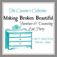 Making broken beautiful