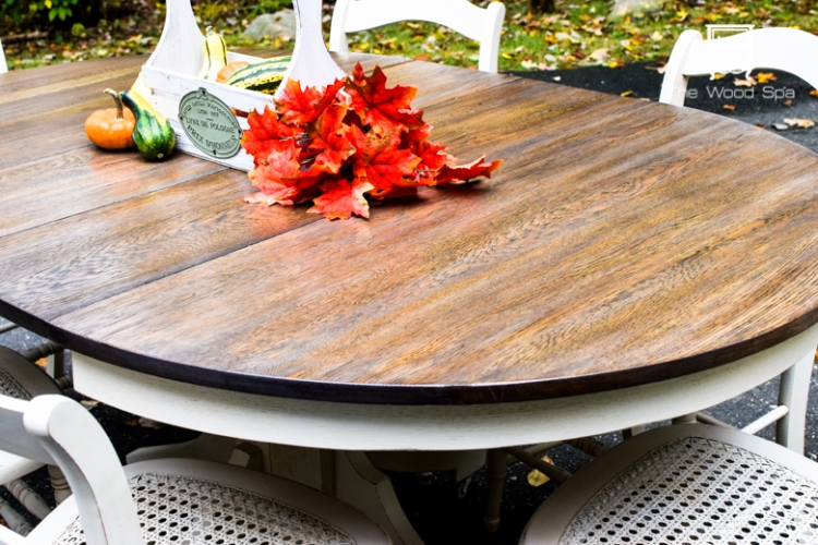 The Wood Spa - Rustic Table Top 1 (1 of 1)