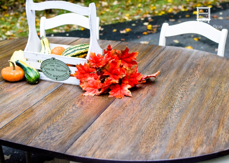 The Wood Spa - Rustic Table Top 3 (1 of 1)