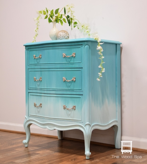 Aqua French Provincial-1-9