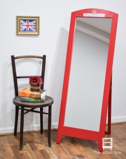 Phone Box Mirror-1-1